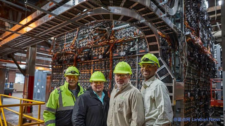 纽约周边发电站利用自身电力优势挖矿 月均挖矿收益可达1039万元