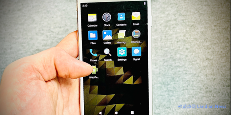国外开发商成功在将安卓系统刷到iPhone 7中并且部分功能还可以正常使用