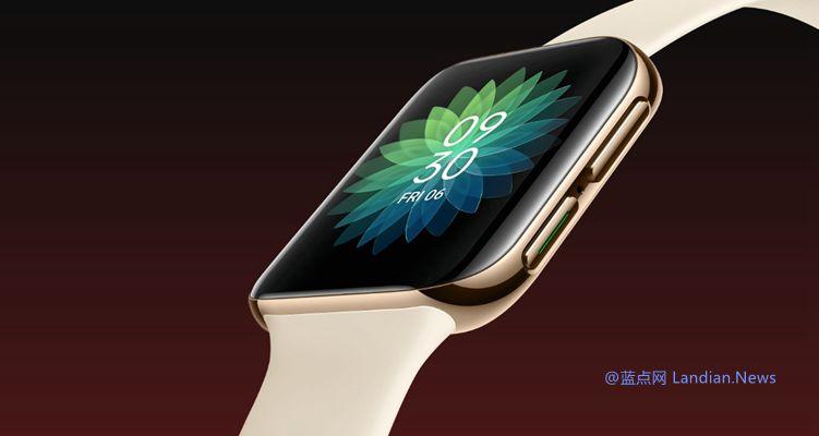 OPPO将在本月底推出搭载Wear OS的国际版OPPO Watch