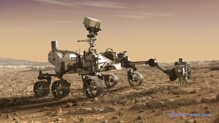 在阿联酋与中国发射火星探测器后 美国的毅力号探测器即将开启火星之旅