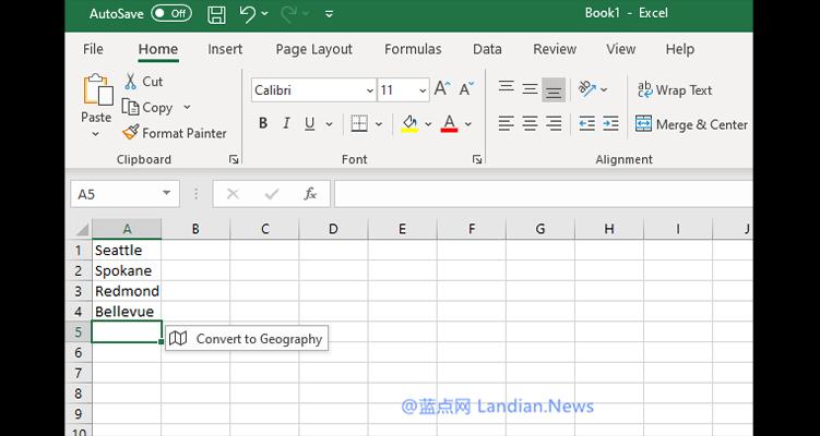 微软推出Microsoft Office Insider Build 12624.20176版添加部分新功能