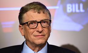 微软创始人比尔•盖茨从微软董事会辞职 自此彻底离开微软转投公益事业
