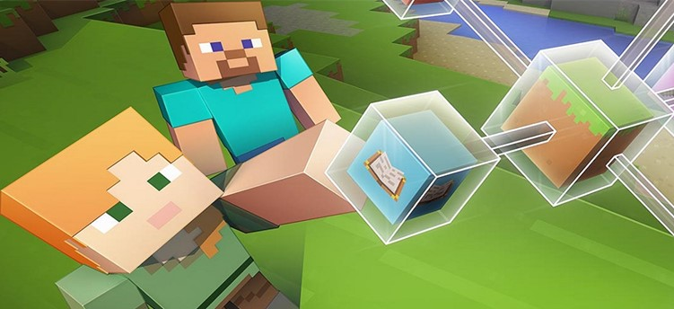 沙盒游戏《我的世界》宣布在疫情期间为有需要的用户提供免费教育内容