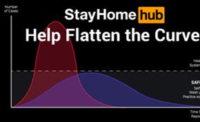 病毒无情人有情 P站宣布免费向全球所有用户提供为期1个月的高级会员