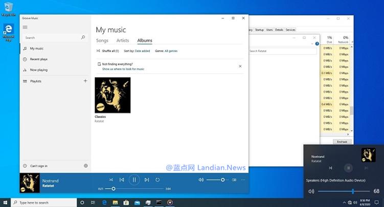 顺应社区的呼声 微软正在将Windows 10X版的更多特性移植到普通版
