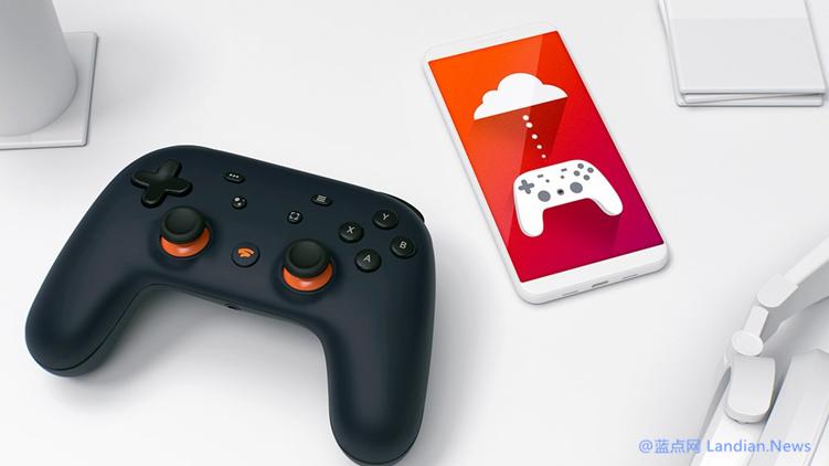 谷歌云游戏平台STADIA现在几乎向用户免费提供 PRO版可免费玩两个月