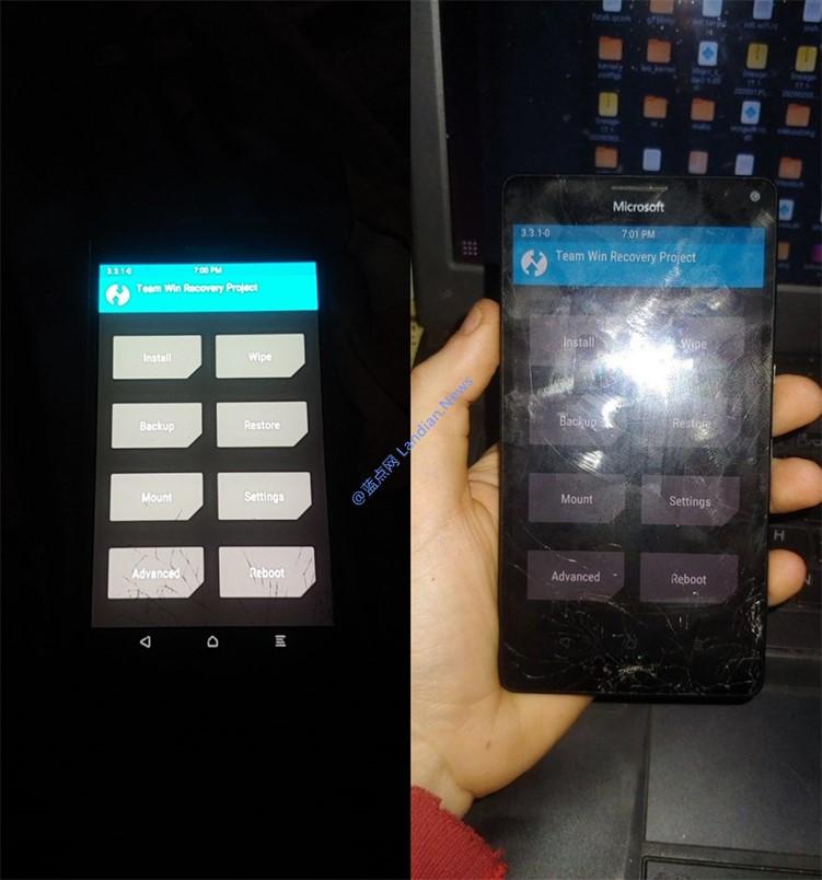 开发者们正在尝试为已经被微软放弃的Lumia系列设备带来安卓系统-第4张