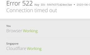 CLOUDFLARE公布长时间故障原因:运维不慎将核心设施的网线拔了