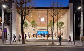 苹果在韩国的零售店恢复营业 是中国大陆地区外唯一恢复营业的实体店