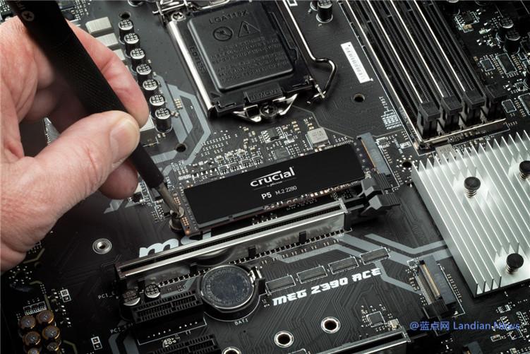 美光英睿达推出新固态盘NVMe P5 读写速度可达3GB/S质保5年