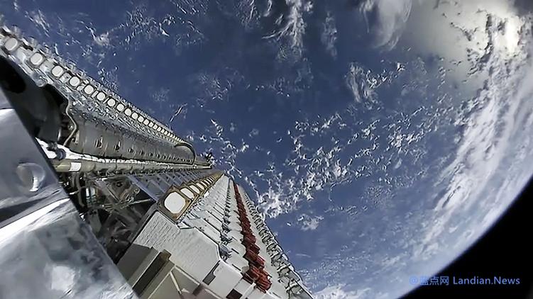 伊隆马斯克的星链卫星互联网测试时间延长 正式商用使用继续延后