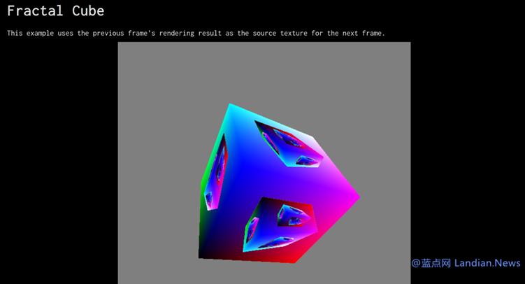 火狐浏览器每夜构建版开始支持比WebGL更简单的绘图API WebGPU