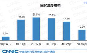 中国网民属性分析:6.55亿网民月收入低于5K、80%属高中及以下学历