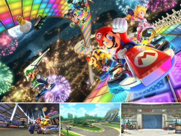 任天堂发布多款热门游戏的免费高清壁纸 含动物森友会/马里奥/宝可梦等