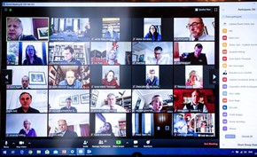 尴尬!视频会议软件ZOOM突发中断影响英国政府的COVID-19简报
