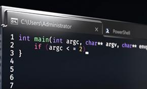 微软透露终端工具Windows Terminal下个版本将带来图形化设置界面