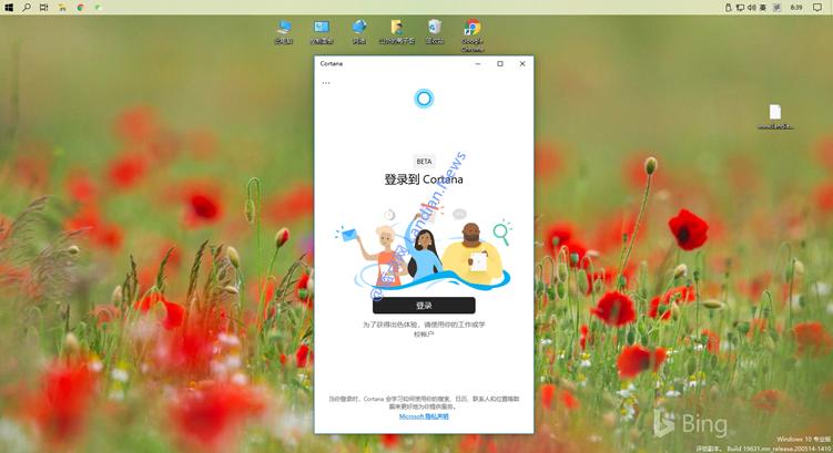 你好小娜!微软宣布简体中文版微软小娜正式回归 可在快速测试版上使用