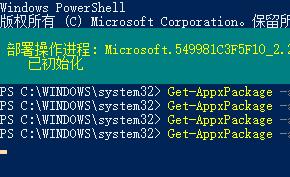 如何彻底删除或重新安装Windows 10 v2004版中预装的微软小娜