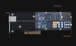 群晖推出自有品牌的SSD固态硬盘 为群晖NAS进行优化适合长时间负载