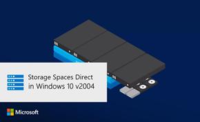 用户发现Windows 10 v2004存储池功能故障 主要影响RAID阵列等专业用户