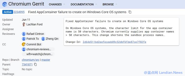 微软Windows Core OS操作系统首次提及对Chromium浏览器进行优化
