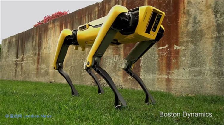 日本软银拟10亿美元出售波士顿动力 买方是工业机器人制造商韩国现代