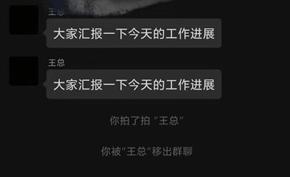 微信悄悄推出拍了拍功能 与QQ的窗口震动类似 但使用需谨慎