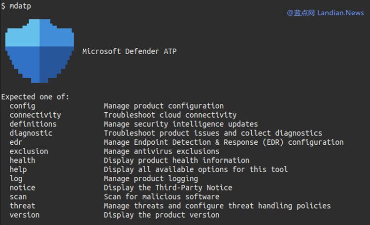 微软推出Microsoft Defender ATP高级持续威胁防护服务的Linux和安卓版