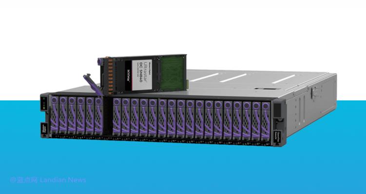 西部数据推出企业固态盘SN840 具有2个PCIe接口单系统最高368TB