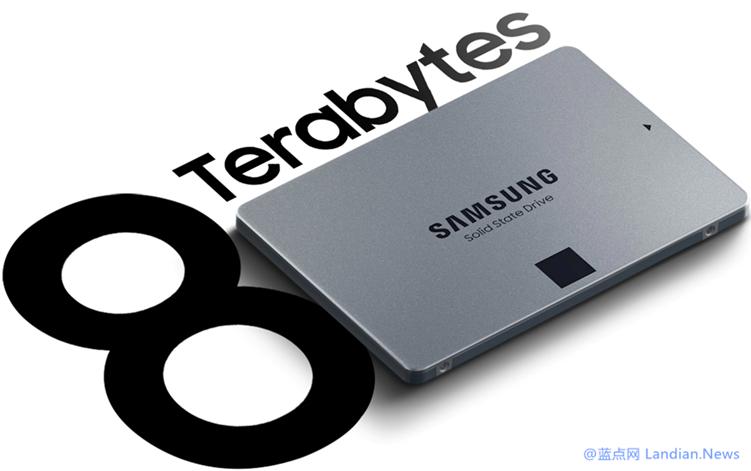 三星宣布推出870 QVO固态硬盘 使用QLC颗粒价格却卖上TLC