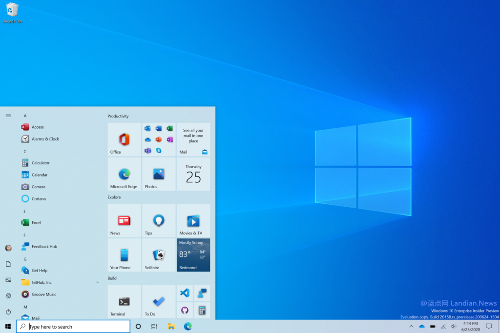Windows 10 Dev安装后没有新版开始菜单?你需要这款工具设置下