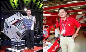 知名主板制造商MSI微星科技CEO江胜昌先生突然坠亡 监控显示为跳楼轻生