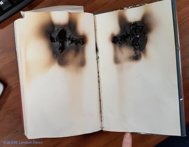 有人尝试通过微波炉加热给书籍消毒 美国图书馆直呼完全受不了