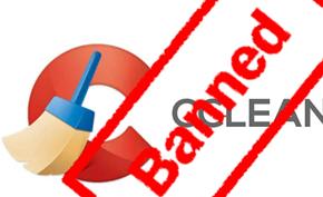 知名清理工具CCleaner被微软报毒拦截 疑似是捆绑推广软件触发检测