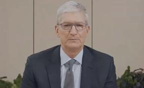 苹果首席执行官蒂姆库克在美国国会的听证会上说谎而且被抓个现行