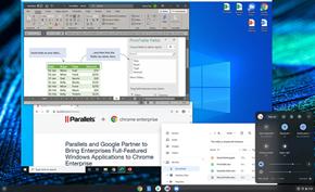 谷歌介绍如何在ChromeOS上运行Windows软件 通过虚拟化技术运行
