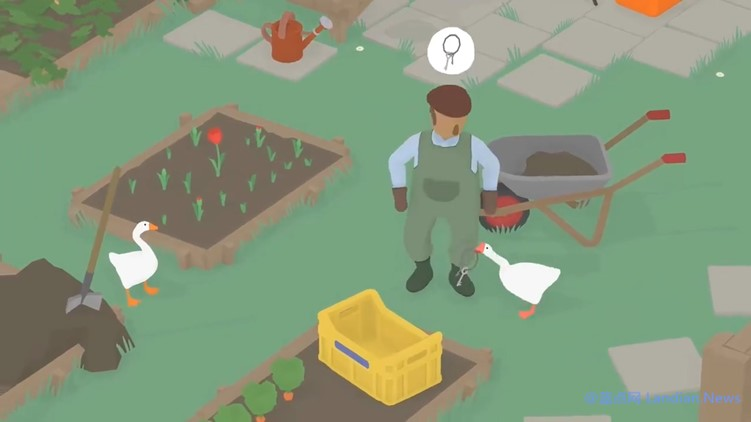 休闲游戏《捣蛋鹅》将在9月23日发布免费更新提供「双鹅」游戏模式