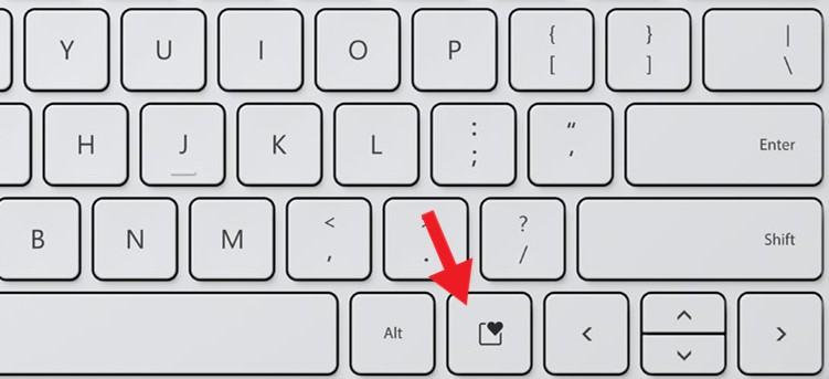微软即将推出的新的无线键盘泄露 带有专用蓝牙键和表情符号按键