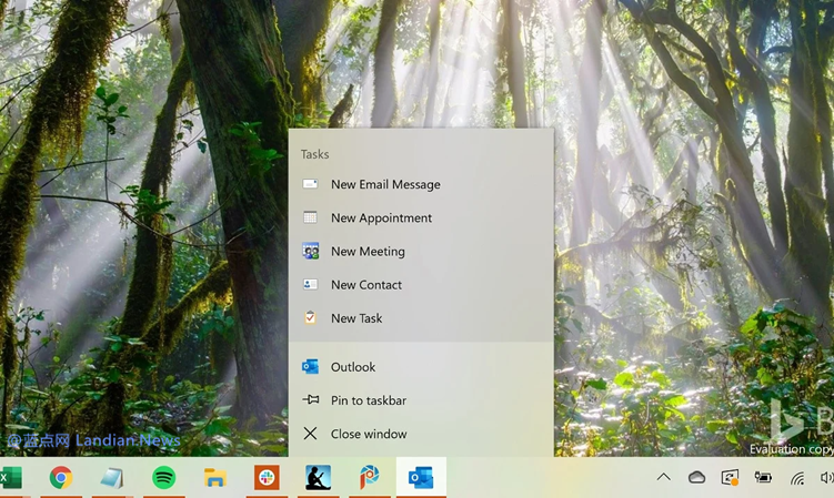微软承诺会解决Windows 10任务栏应用程序快捷跳转的卡顿和延迟问题