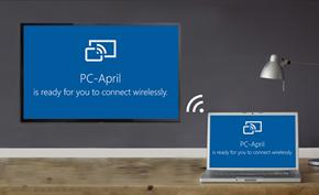 微软在Windows 10 v2004版里将Miracast Connect投屏降级为可选功能