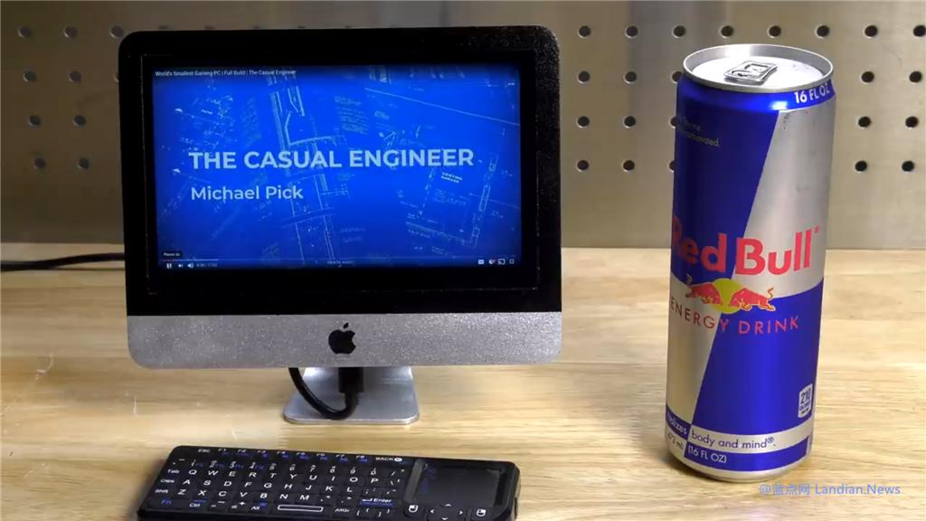 国外工程师用树莓派打造迷你版iMac 屏幕仅7英寸可以正常使用