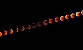 既没有水也没有氧气的月球竟然生锈了?科学家观察到月球存在赤铁矿