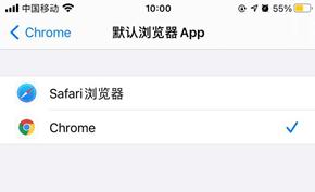 iOS 14重启后会重置默认浏览器和默认邮件设置 尚不清楚是BUG还是特性