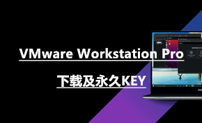 VMware Workstation Pro 16.x版安装包及永久KEY