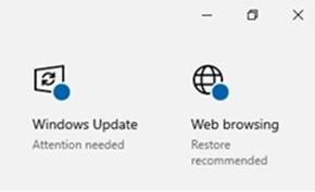 微软正在小范围测试利用多数用户的强迫症推广Microsoft Edge浏览器