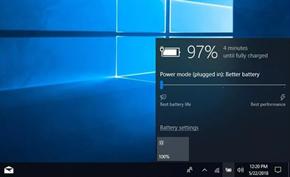 惠普联合微软推出电池健康管理器更新 惠普笔记本安装后可显著提高续航