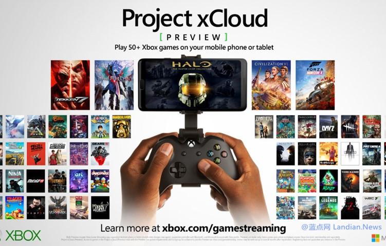 绕过苹果商店和内购政策 微软计划在明年推出浏览器版的xCloud云游戏