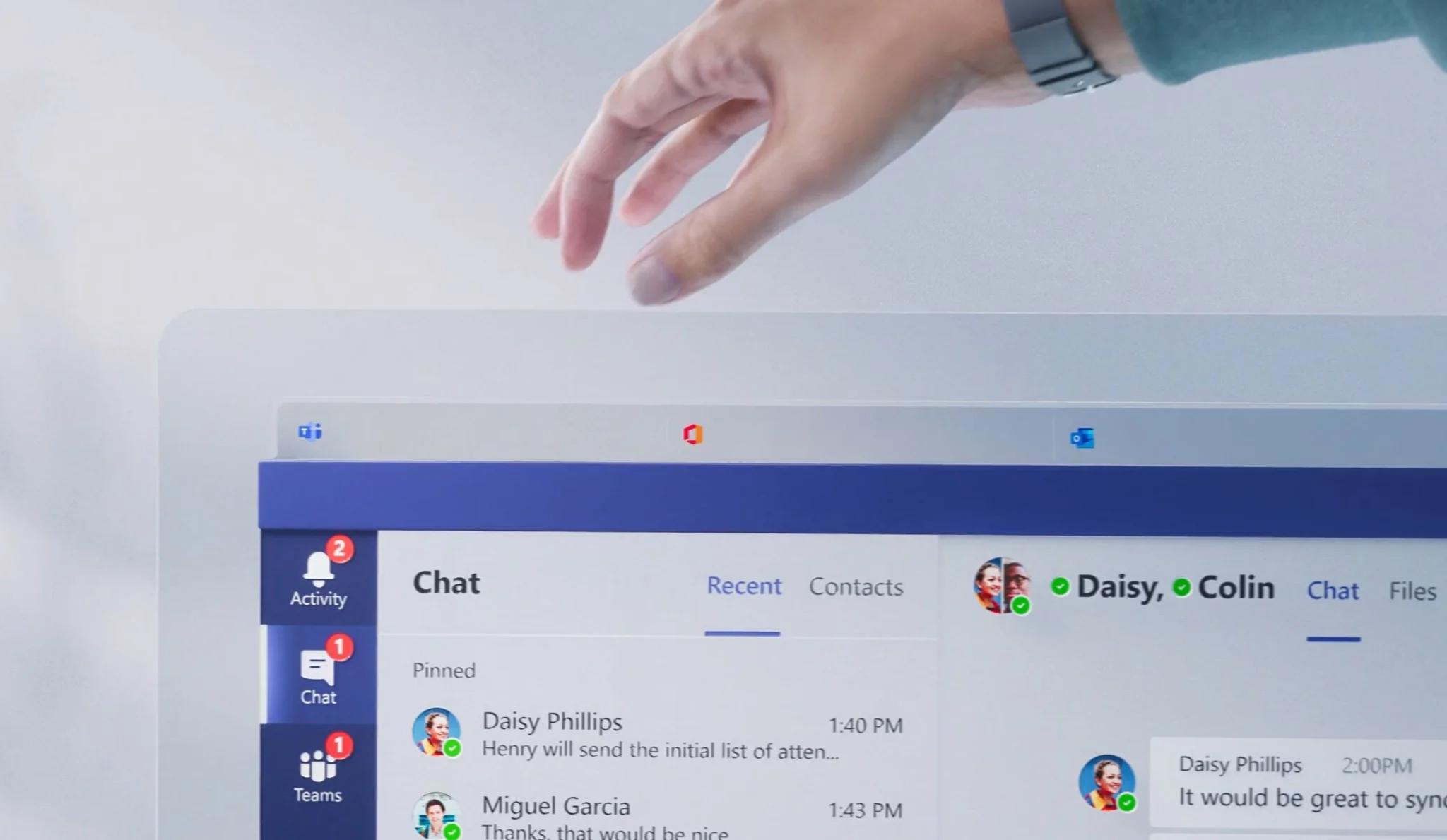 微软宣布将在下月发布Microsoft Teams应用并带来现代化的FDS设计