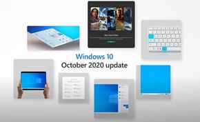Windows 10 20H2版带来哪些新功能?微软公布官方版的功能变更清单