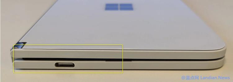 继外框开裂和发黄后Microsoft Surface Duo又出现明显的电池鼓包问题